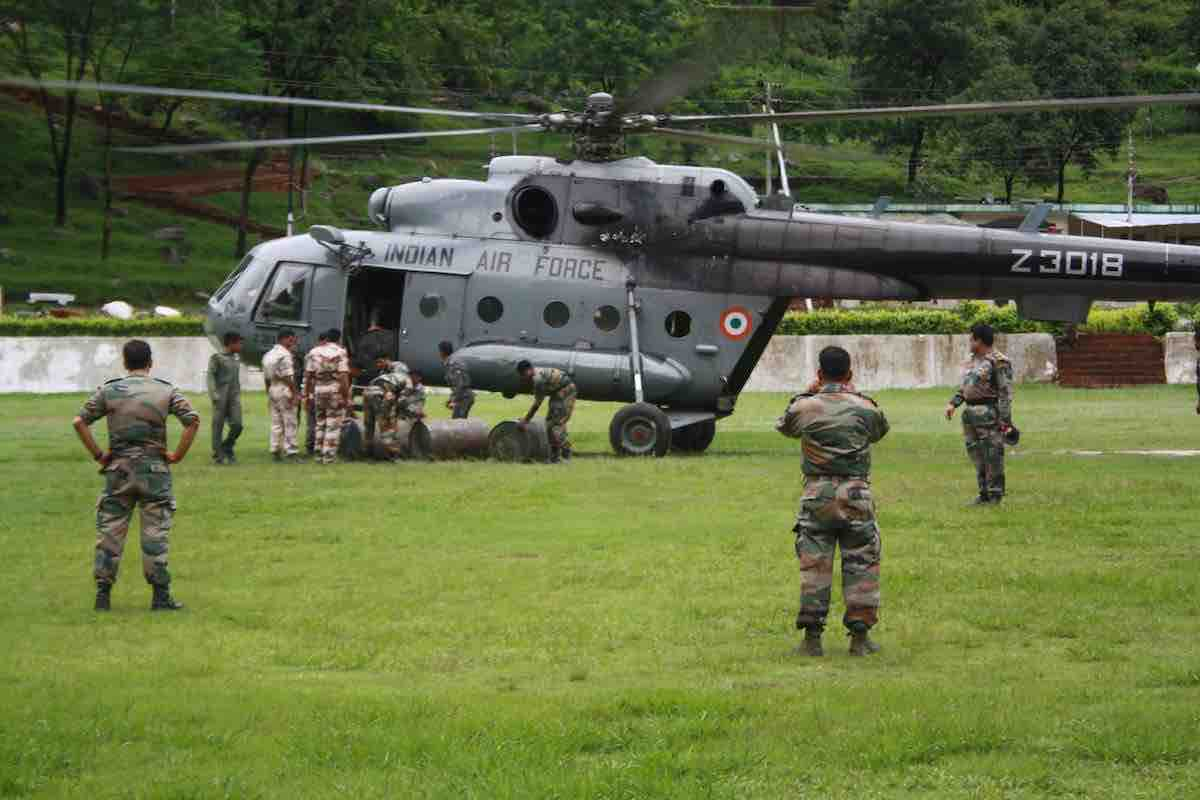 HADR by Indian Air Force, India ARMY Rescue missions