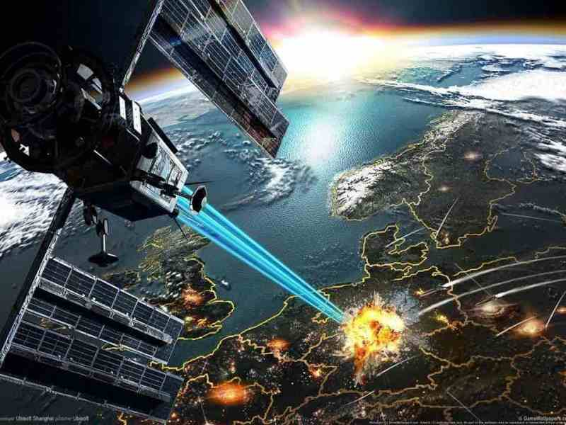 militarisation of space, indian military news, anil chopra
