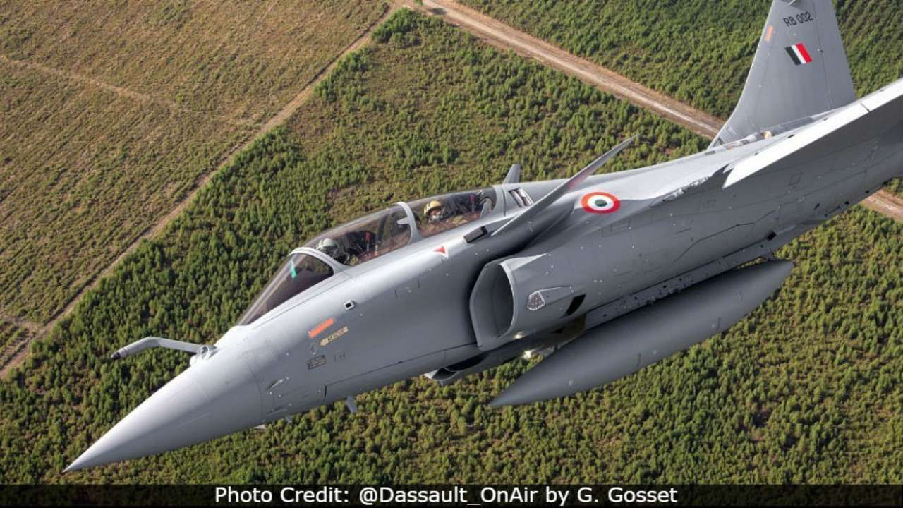 anil chopra. air power asia, Rafale