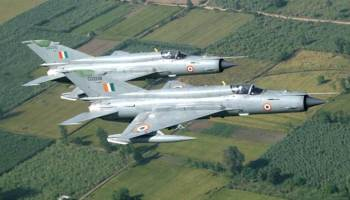 anil chopra, air power asia, Iconic MiG 21