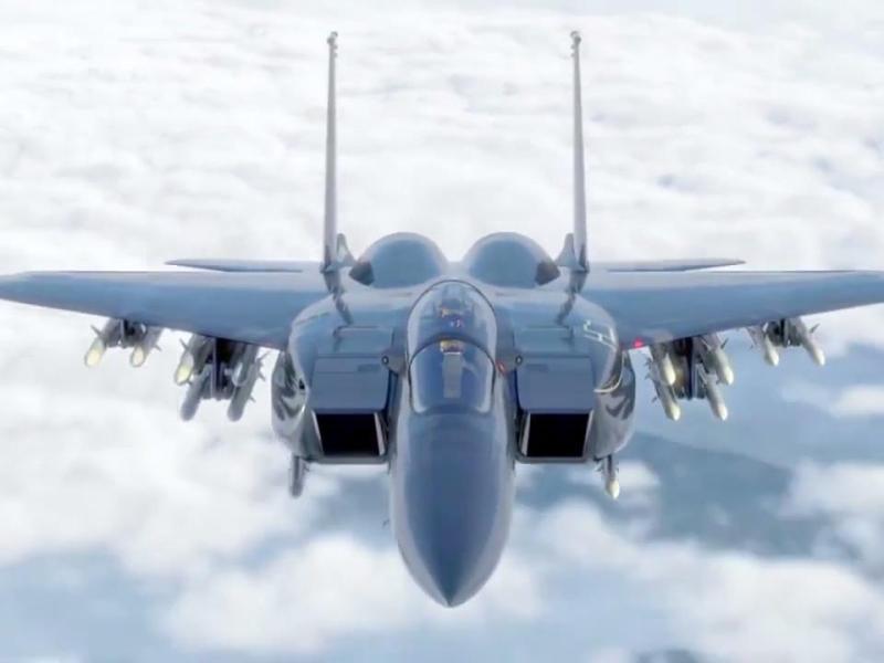 anil chopra. air power asia, Boeing India, F 15EX