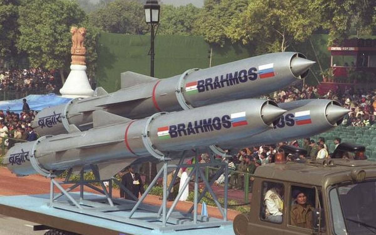 anil chopra, air power asia, Weapons, BrahMos