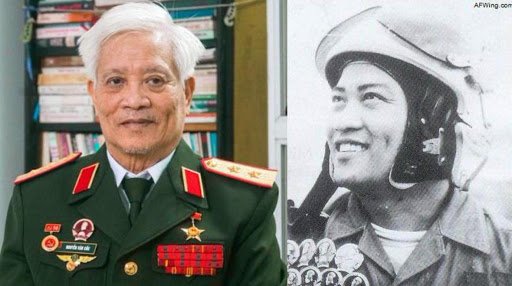 anil chopra, air power asia, Fighter Ace. Nguyễn Văn Cốc, Vietnam War