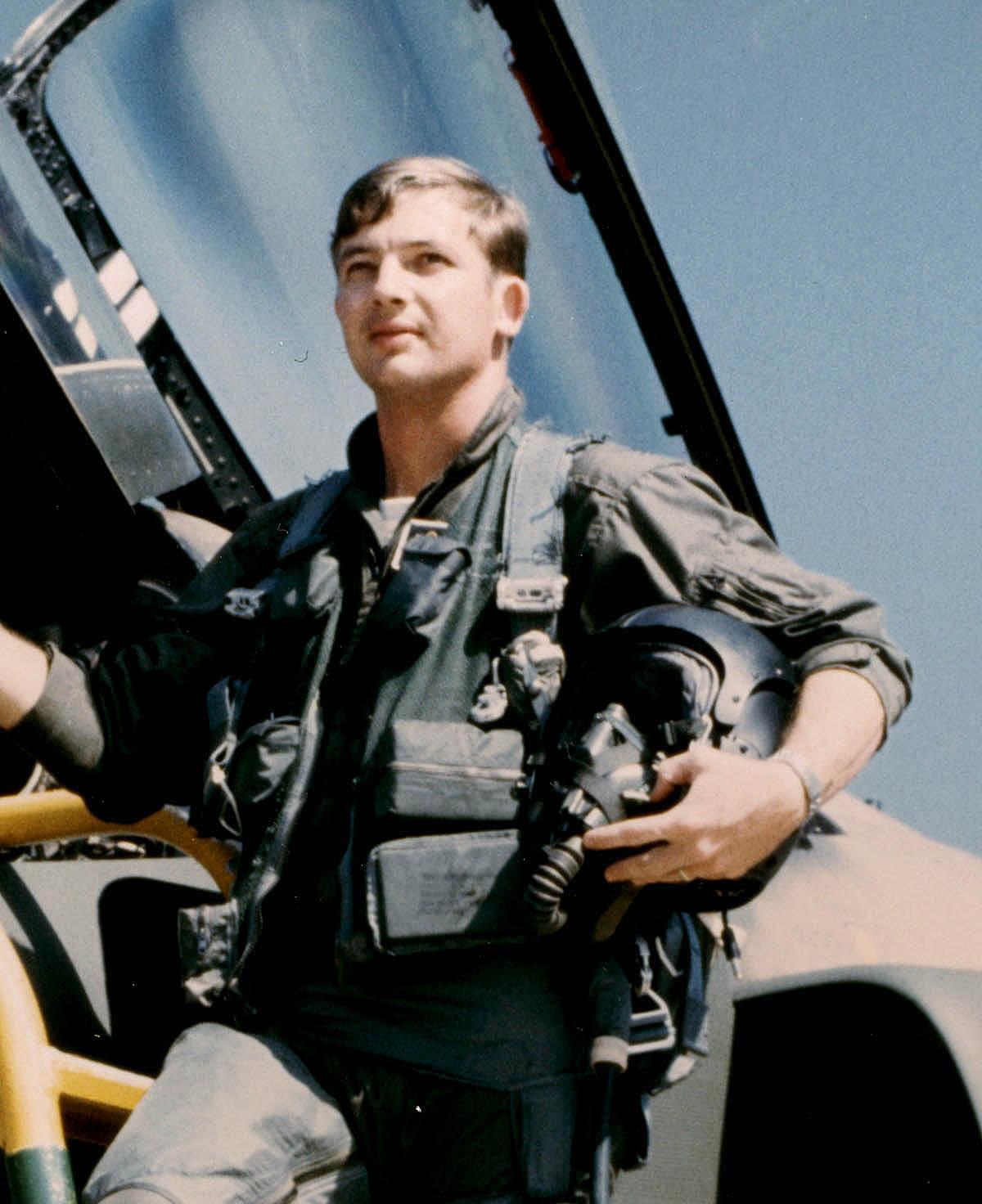 anil chopra, air power asia, Air Ace Charles B. DeBellevue