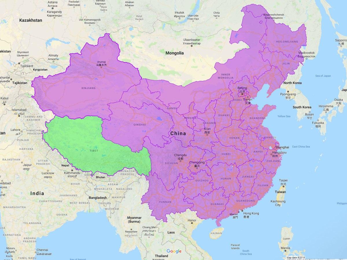 anil chopra. air power asia, Tibet, China