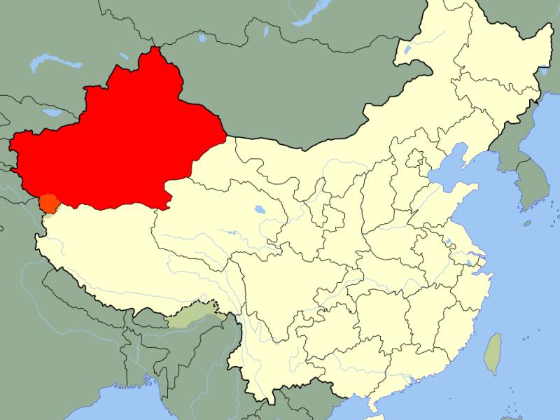 anil chopra, air power asia, Xinjiang, Uyghur