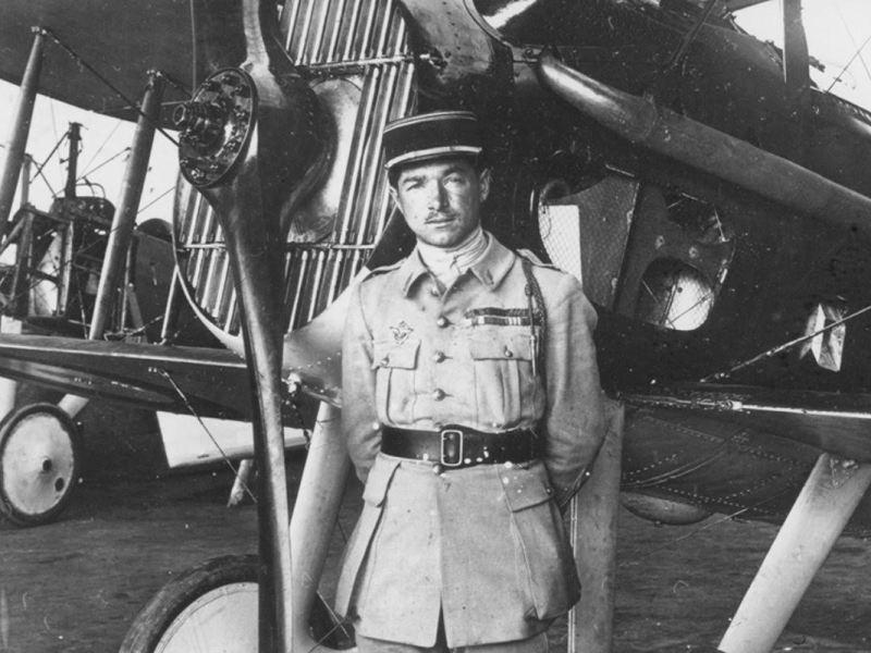 anil chopra, air power asia, Rene Fonck
