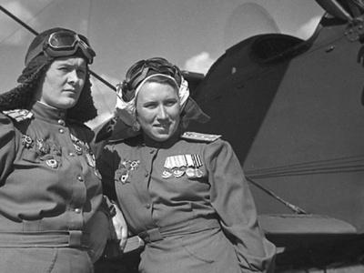 anil chopra, air power asia, Night Witches, Soviet