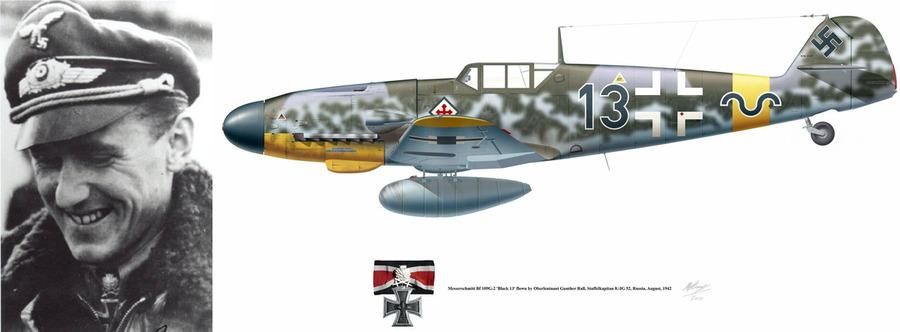 anil chopra, air power asia, Günther Rall. Air Ace, Germany