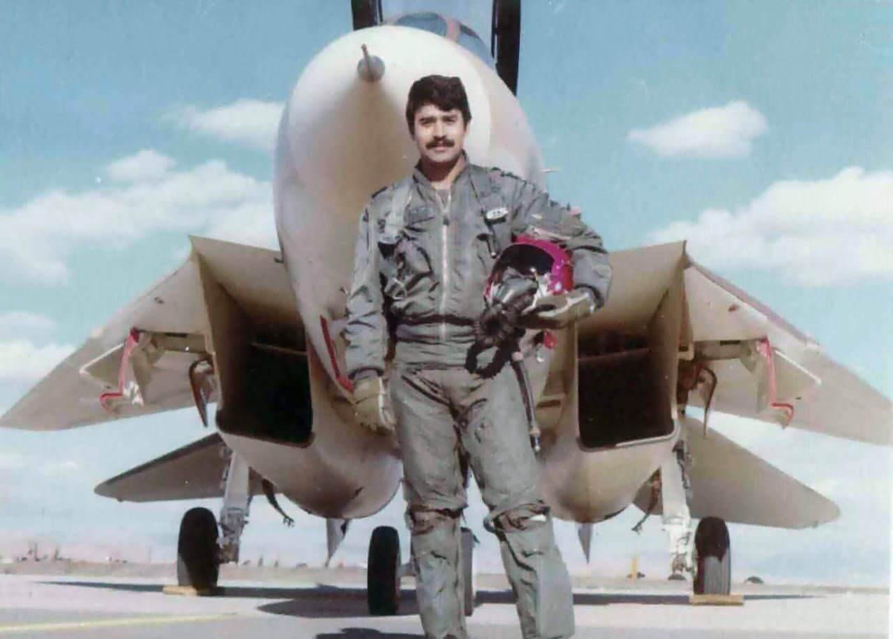anil chopra, air power asia, Iranian Air ace. Jalil Zandi