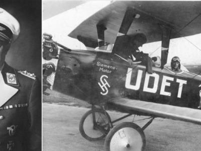 anil chopra, air power asia, Air Ace, Ernst Udet