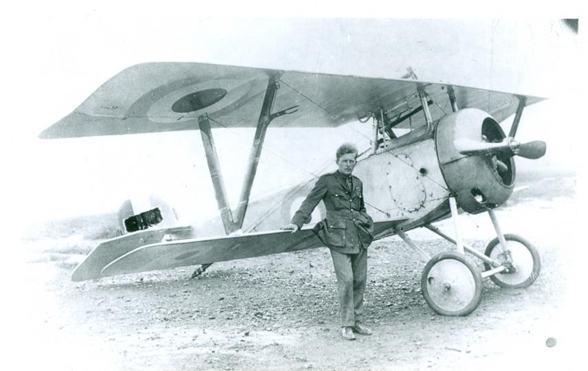 anil chopra, air power asia, Billy Bishop, Air Ace, Canada
