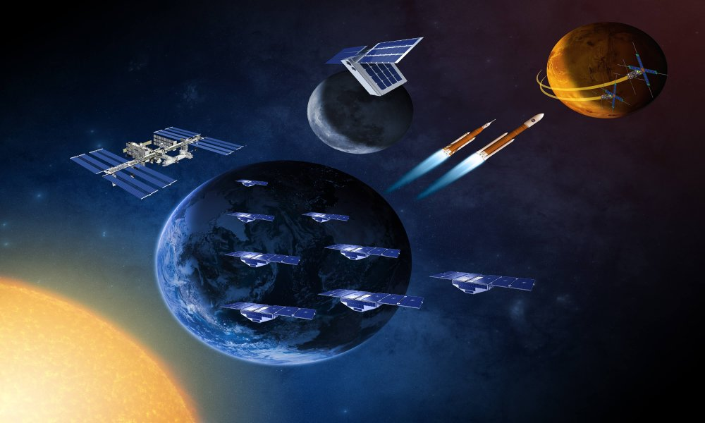 anil chopra, air power asia, Small Satellites, ISRO