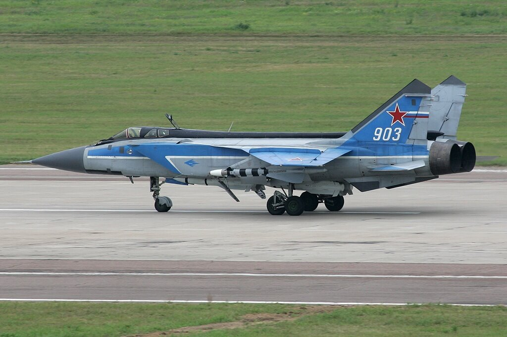 anil chopra, air power asia, MiG 31, Russia