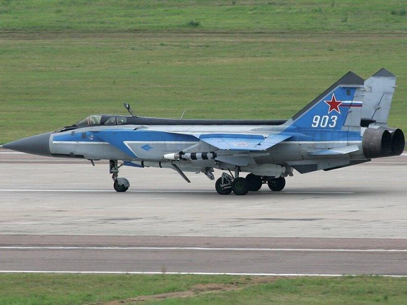 anil chopra, air power asia, MiG 31, Russia