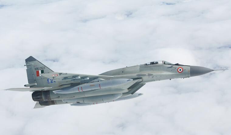 anil chopra, air power asia, MiG 29, Indian Air Force, Shwetabh Singh