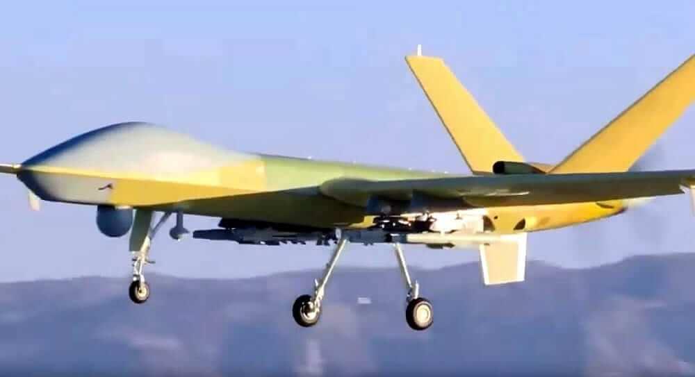 anil chopra, air power asia, UAV, Wing Loong, China
